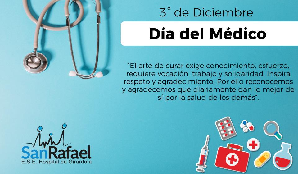 Día del Médico.
